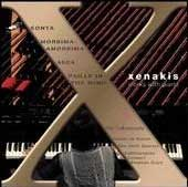 Xenakis Edition Vol. 11 - Works With Piano / Aki Takahashi [DVD]