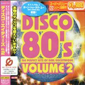 Various Artists: Disco 80's, Vol. 2