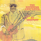 Rev. Gary Davis: Live at Newport