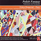 Polish Fantasy - Paderewski, Penderecki / Blumental, et al