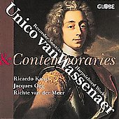 Unico van Wassenaer & Contemporaries / Kanji, Ogg, Meer