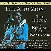 Various Artists: History of Reggae, Ska & Rastafari [Box]