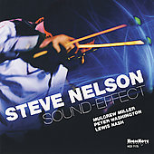 Steve Nelson (Vibes): Sound-Effect *