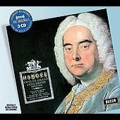 Handel: Concerti Grossi Op 3 & 6 / Neville Marriner, et al