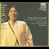 Arias for Farinelli /Genaux, Jacobs, Akademie f&uuml;r Alte Musik