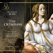 Bliss: The Olympians / Fairfax, Ambrosian Singers & Soloists, et al