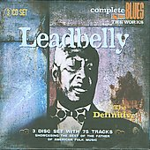 Leadbelly: Definitive Leadbelly [Box]