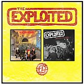 The Exploited: Troops of Tomorrow/Apocalypse Tour 81