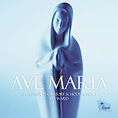 Ave Maria - Elgar, Schubert, Clemens non Papa, Bach, Parsons, etc / Ward, Terry, et al