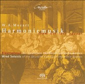 Mozart: Harmoniemusik from His Late Operas [Hybrid SACD]