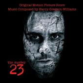 Harry Gregson-Williams: The Number 23 [Original Motion Picture Score]