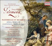 Telemann: Pastorelle en Musique [Hybrid SACD]