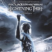 Christophe Beck (Composer): Percy Jackson & the Olympians: The Lightning Thief