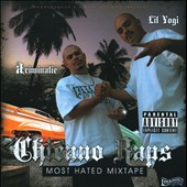 Lil Yogi/Kriminalie: Chicano Raps: Most Hated Mixtape [PA]