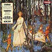Stravinsky: The Fairy's Kiss, etc / Järvi, Scottish NO