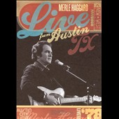 Merle Haggard: Live from Austin TX: 1978 [DVD]