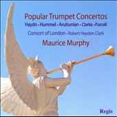 Popular Trumpet Concertos / Maurice Murphy