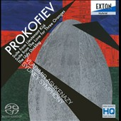 Prokofiev: Suite from Lieutenant Kije; Suite from The Love for Three Oranges; The Ugly Duckling