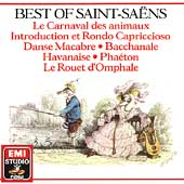 The Best of Saint-Saëns
