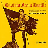 Alfred Newman (Composer/Conductor): Captain from Castile
