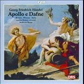 Handel: Apollo e Dafne / Brown, Worner, Kern