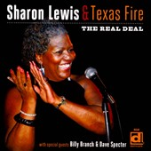Sharon Lewis/Texas Fire: The  Real Deal