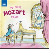 My First Mozart Album / various artists