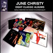 June Christy: Eight Classic Albums [Box]