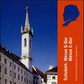 Schubert: Mall in G Major; Salve Regina in F Major; Mass in C Major; Salve Regina in A Major / Choir of St. Augustine