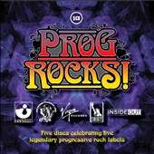 Various Artists: Prog Rocks! [2013] [Box]