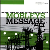 Hank Mobley: Mobley's Message [Digipak]
