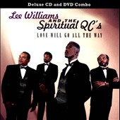 Lee Williams & The Spiritual QC's: Love Will Go All the Way
