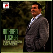 The Song and Cantorial Album Collection / Richard Tucker, tenor [14 CDs]