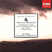 Vaughan Williams: Symphony no 4, etc / Berglund, Silvestri