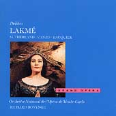 Delibes: Lakm&eacute; / Bonynge, Sutherland, Vanzo, Bacquier