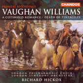 Vaughan Williams: A Cotswold Romance, Death of Tintagiles