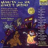 Adolphe: Marita and Her Heart's Desire;  Britten / Perlman