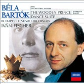 Béla Bartók: The Wood Prince, Complete Ballet; Dance Suite [SHM-CD]