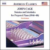 American Classics - Cage: Sonatas and Interludes / Berman