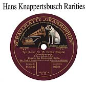 Hans Knappertsbusch Rarities - Haydn, Beethoven, Wagner, etc