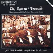 The Queen's Command - Elizabethan Keyboard Music
