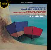 Arnold: Chamber Music Vol 2 / Nash Ensemble