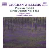 Vaughan Williams: String Quartets, etc / Maggini Quartet