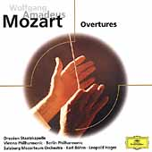 Eloquence - Mozart: Overtures / B&#246;hm, Dresden Staatskapelle