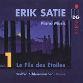SCENE  Satie: Piano Music Vol 1 / Steffen Schleiermacher