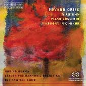 Grieg: In Autumn, etc / Ogawa, Ruud, Bergen Philharmonic