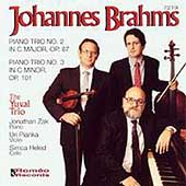 Brahms: Piano Trios no 2 & 3 / The Yuval Trio