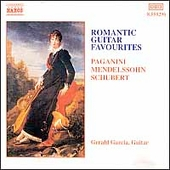 Romantic Guitar Favourites - Paganini, et al / Gerald Garcia