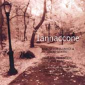 Iannaccone: Clarinet Quintet, Two-Piano Inventions, etc