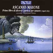 Maione: First Book of Various Capricci / Tasini